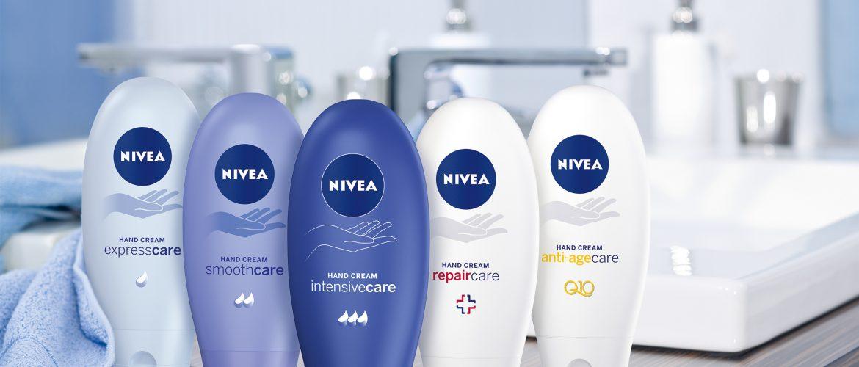 NIVEA pune în mâinile tale cea mai delicată îngrijire