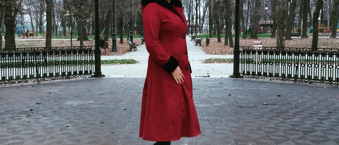 The most beautiful coat from Sammydress – Review